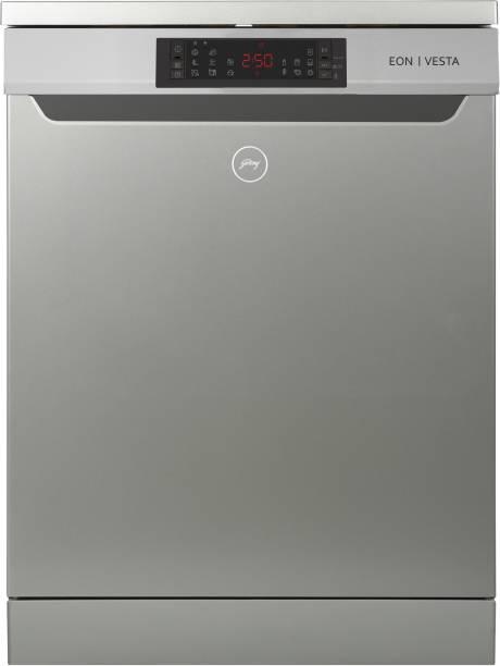 Godrej DWF EON VES 12B UI STSL Free Standing 12 Place Settings Dishwasher
