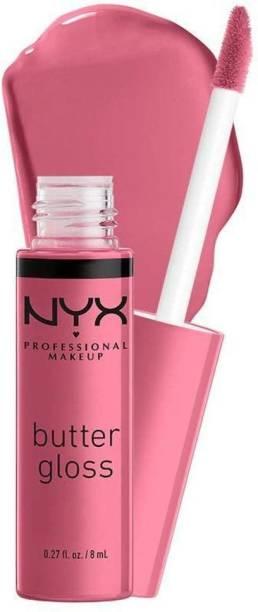 NYX Professional Makeup Butter Lip Gloss, Angel Food Cake