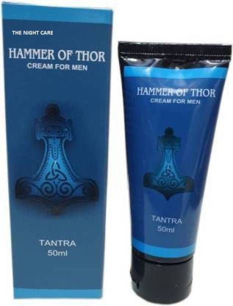 THE NIGHT CARE Hammer of Thor Cream For Men