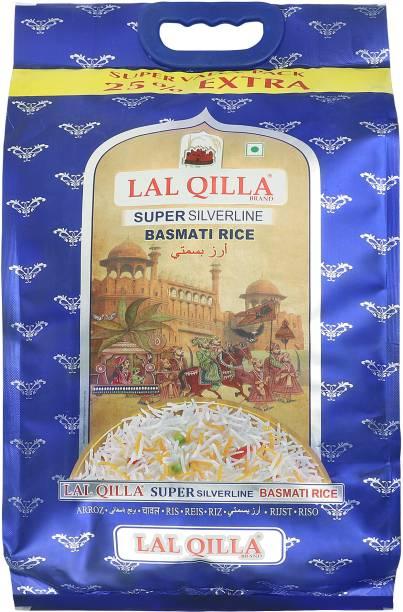 LAL QILLA Super Sliverline Basmati Rice (Long Grain)