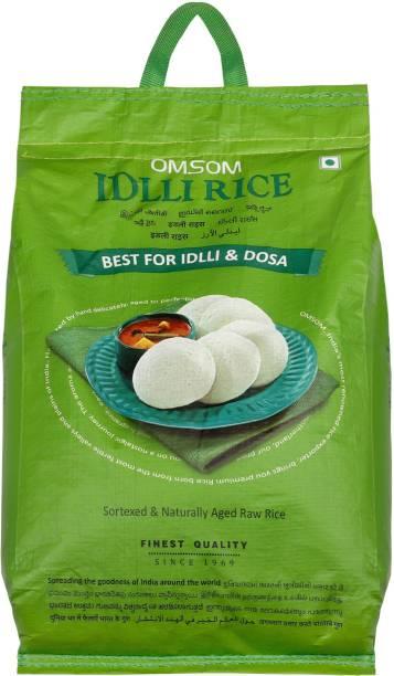 OMSOM Idli Rice Idli Rice (Medium Grain, Raw)