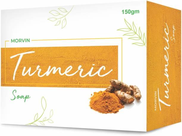 MORVIN INDIA Turmeric soap