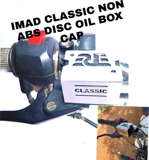 imad DISC BRAKE OIL BOX COVER ROYAL ENFEILD CLASSIC Bike Crash Guard