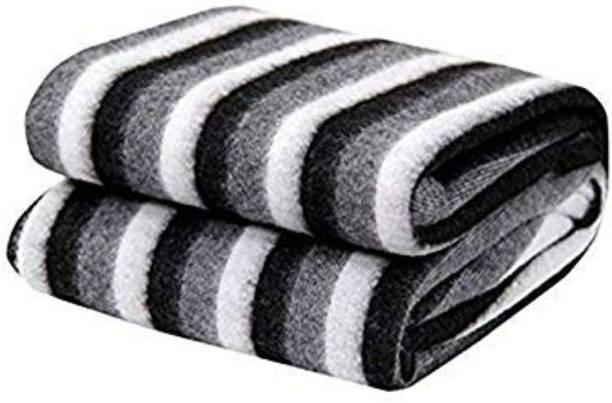 Supreme Home Collective Printed Single Fleece Blanket