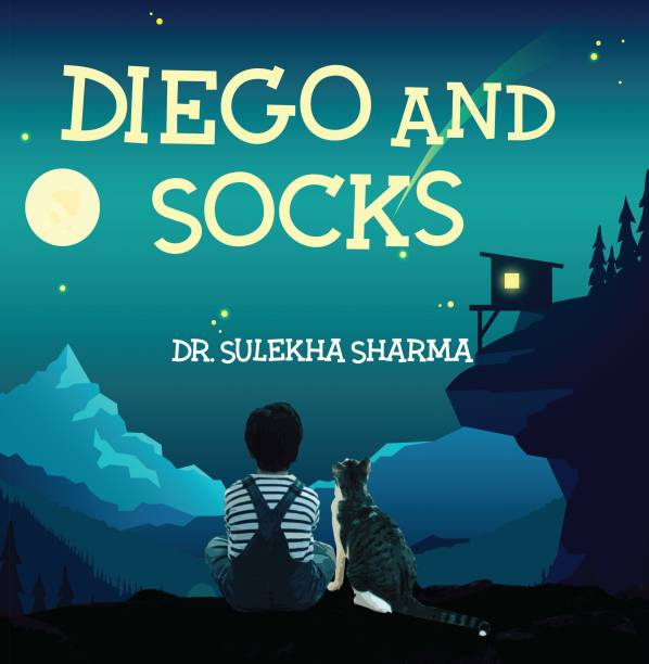 Diego and Socks