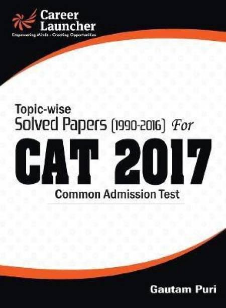 CAT 2017 2017 Edition