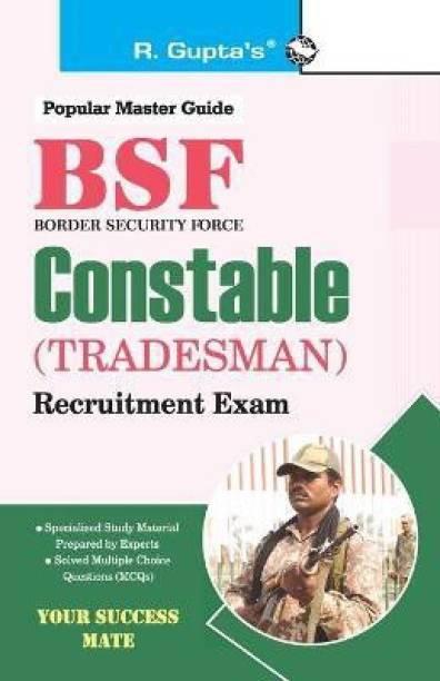 BSF: Constable (Tradesman) Exam Guide