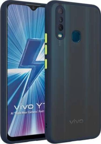 KrKis Back Cover for Vivo Y12, Vivo Y15, Vivo Y17, Vivo Y11, Vivo U10