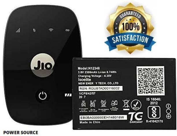 Jics Mobile Battery For  JIO JIO WiFi Dongle M2S JioFi 2 Wireless Router, JIO 4g JIO FI2, M2 HOT - SPOT (QUALITY CHECKED) ONLY DONGLE BATTERY
