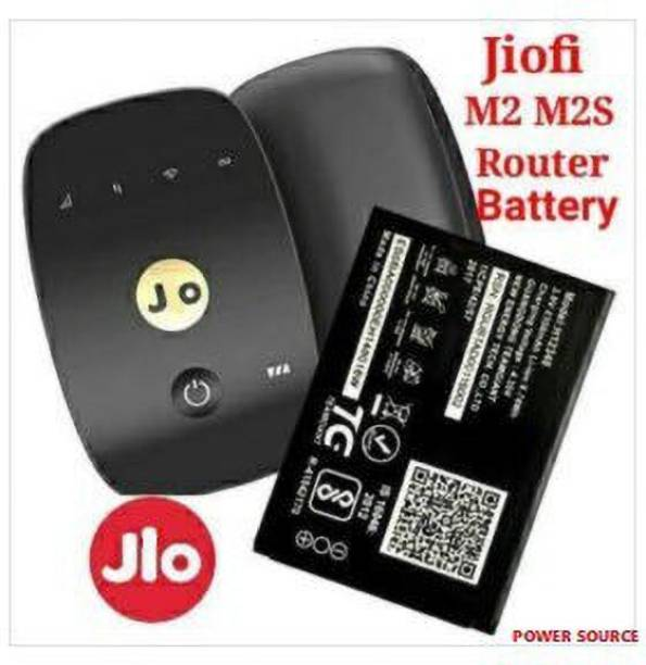 STOCK UP Mobile Battery For  JIO Jio WiFi Dongle M2S Fi 2 Wireless Router, 4g FI2, M2 hot spot {H12348} - SUPREME QUALITY
