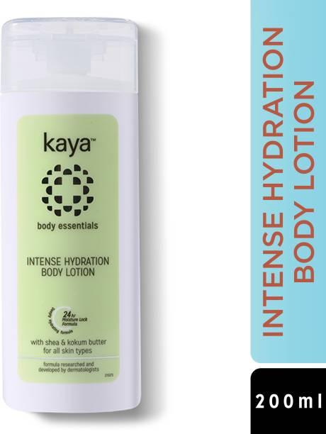 KAYA Intense Hydration Body Lotion