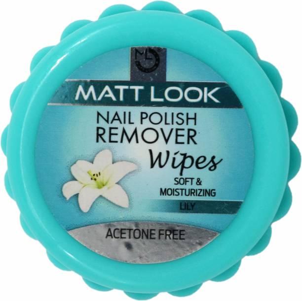 Mattlook Nail Polish Remover NPR-05-Lily