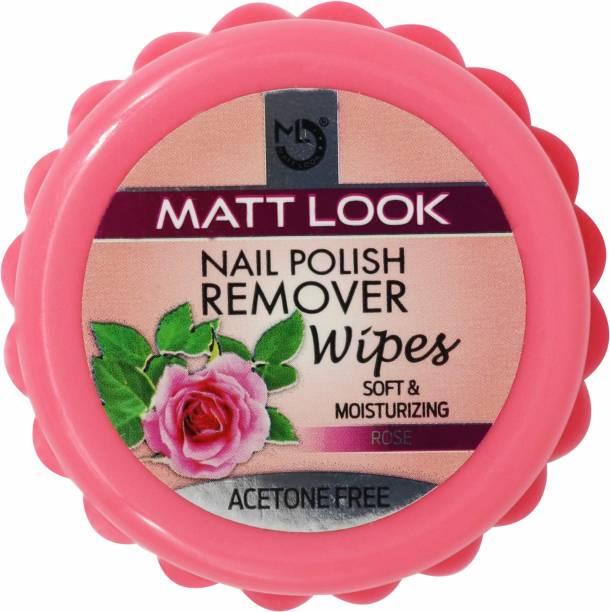 Mattlook Nail Polish Remover NPR-05-Rose