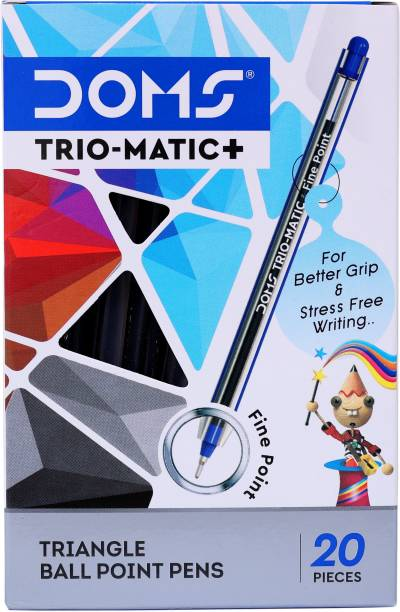DOMS Trio-Matic+ Ball Pen