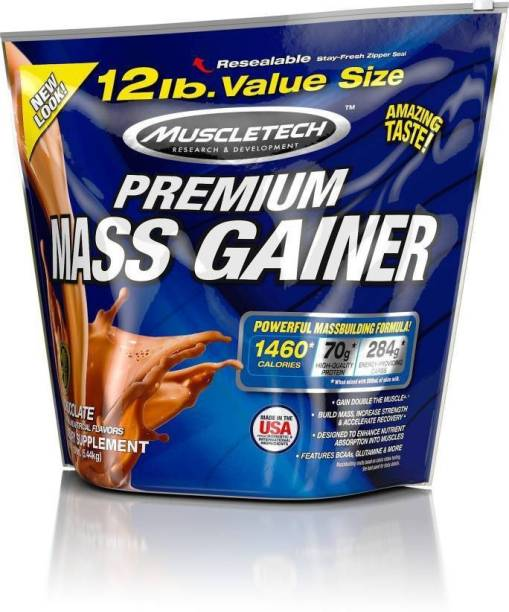 Muscletech Premium Weight Gainers/Mass Gainers