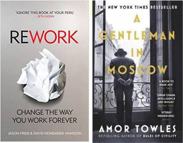 Rework And A Gentleman In Moscow Books