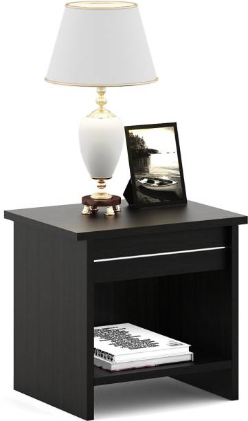Spacewood CARNIVAL Engineered Wood Bedside Table