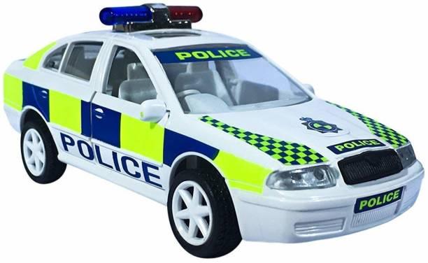 centy UK POLICE HOT PURSUIT CAR BY AKU TOYS