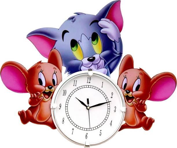 KWF INTERNATIONAL Analog 32.5 cm X 41 cm Wall Clock