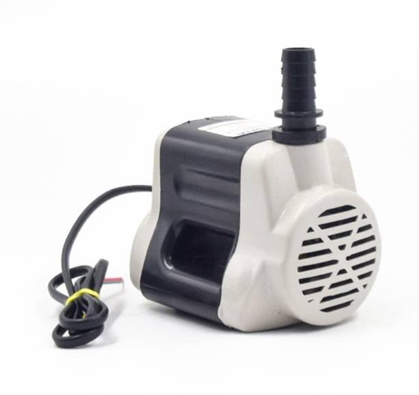 Zaibtronix 18w Multipurpose Submersible Pump Used For Aquarium, Desert Air Cooler, Fountain (1.2HP) AC /230 Volts Black Water Aquarium Pump