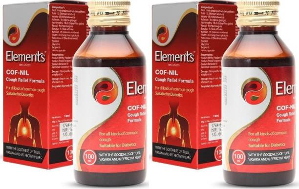 ELEMENTS WELLNESS Cof Nil Cough Relief