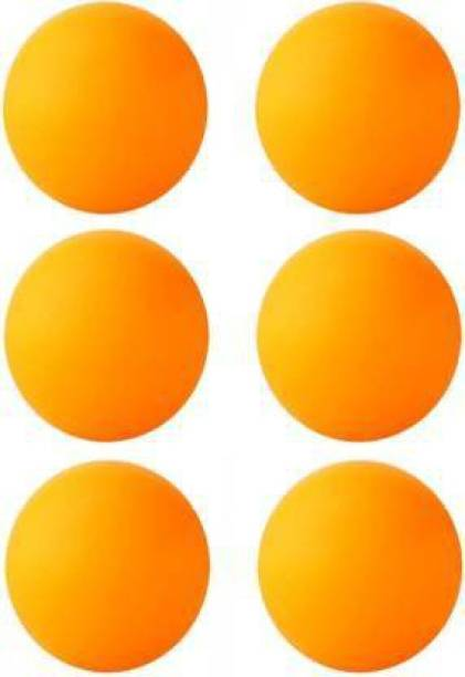 FITBOT Table Tennis Balls (Pack of 6 ) Table Tennis Ball
