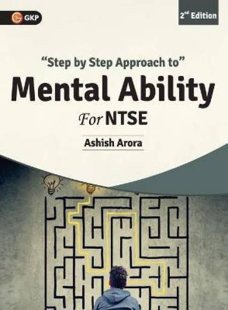 Ntse 2019 Step by Step Approach to Mental Ability 5 Edition