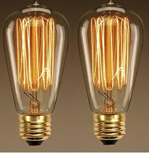 RSP Quality Bit 40 W Decorative E27 LED Bulb