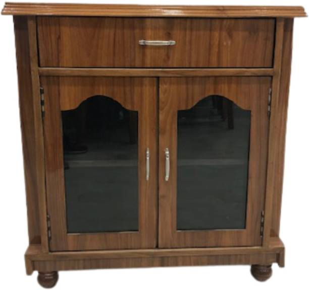 The Woodhub Solid Wood Free Standing Cabinet