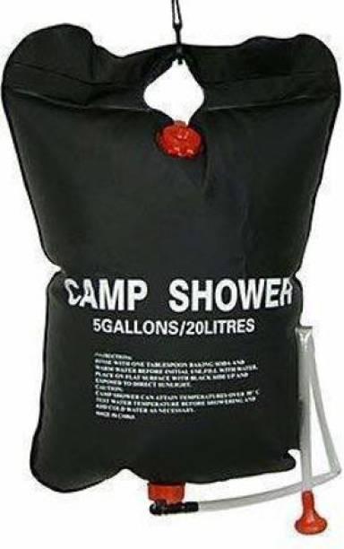 HUEX 1 Portable Gallon Solar Camp Shower Bag Cam