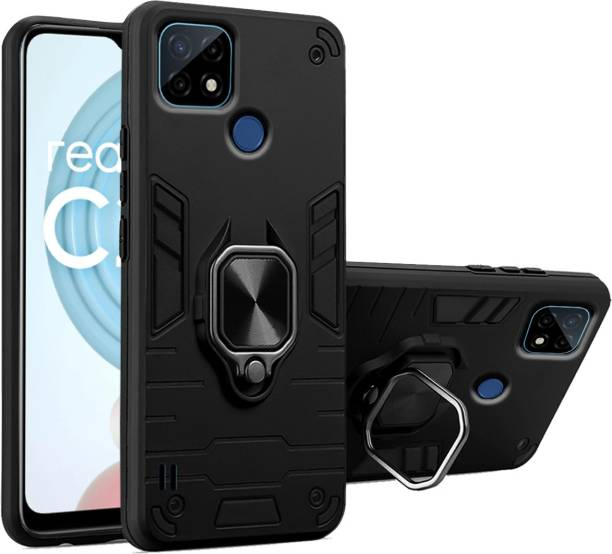 Meephone Back Cover for Realme C21, Realme C21Y