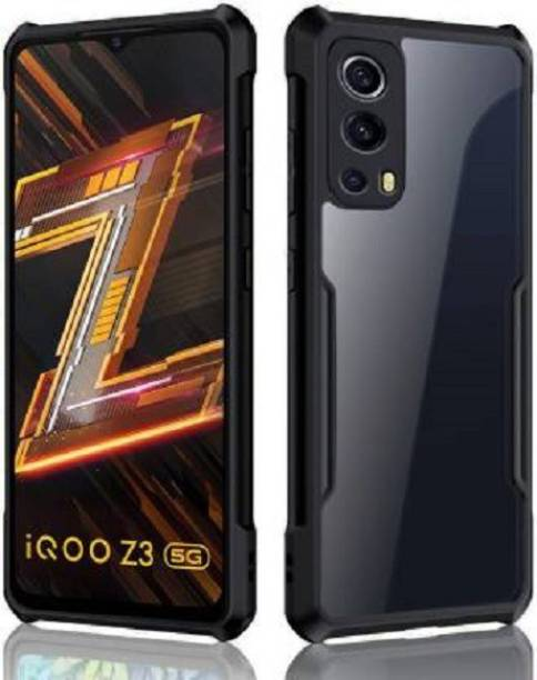 MagicHub Back Cover for iQoo Z3 5G