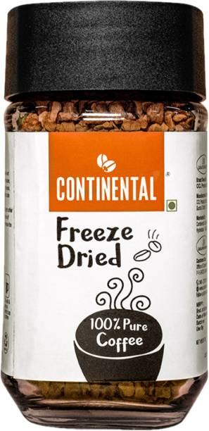 Continental Coffee Freeze Dried Instant Coffee