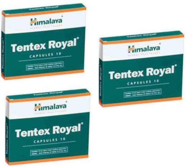 SMIETRZ Himalaya Tentex Royal Capsules 10x3=30