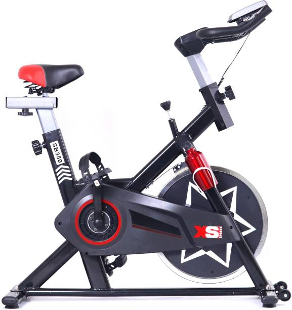 KOBO SB-9 with 10 Kg Fly Wheel Exercise Spin Bike (Imported) Spinner Exercise Bike