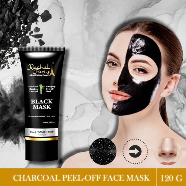 Rachel Paris Activated Charcoal Peel off mask 120 ml