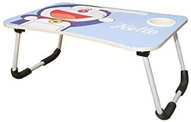 PJD OVERSEAS Wood Portable Laptop Table