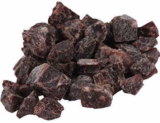 Organic Bites Himalyan Black Rock Salt Whole (Sulphur Rick Kala Namak) Black Salt