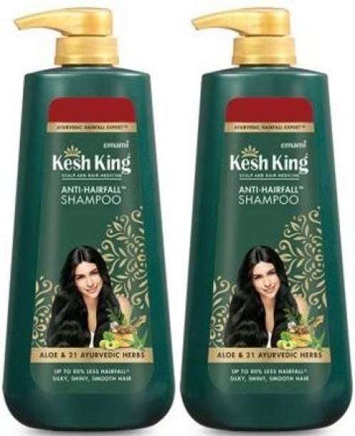 Kesh King Anti Hair fall Shampoo