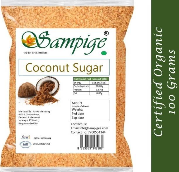 Sampige Coconut_sugar_100 Sugar