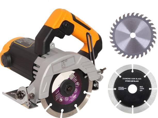 Digital Craft Marble Cutting Machine Slotting Machine Tile Stone Cutting Machine 1450W High Power Electric Saw Professional Power Tools Handheld Tile Cutter