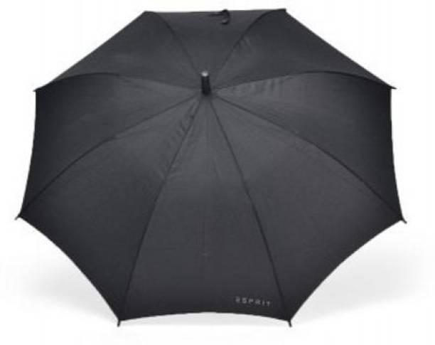 H B Trader economy umbrella black 001 Umbrella