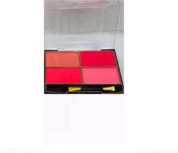 avian M.A.C 4 color makeup blush multicolor shade no 2
