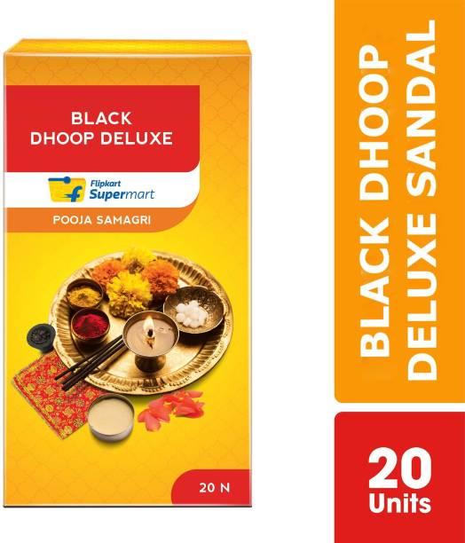 Flipkart Supermart Black Dhoop Deluxe Dhoop