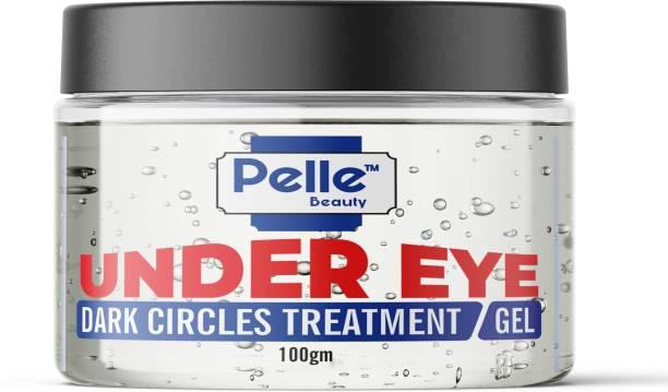 Pelle Beauty under eye gel dark circles For Women & Men all skin types