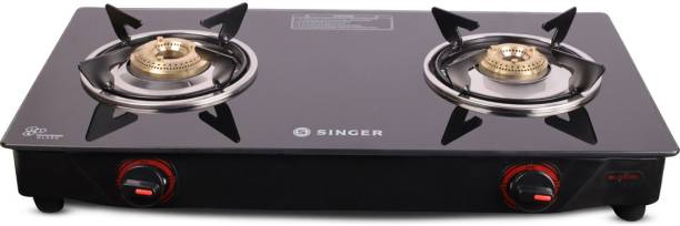 Singer Maxiflare 2 GS Glass Manual Gas Stove