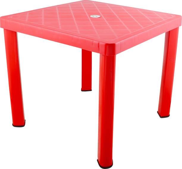 Aaron Synthetic Fiber Outdoor Table