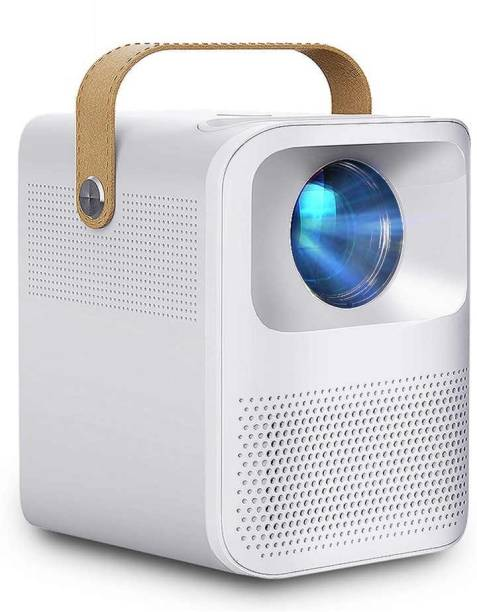 AUN ET30S 1080P Native Full HD Projector WiFi Bluetooth Android Smart Projector for Home 4K Cinema 3300 Lumens LED Home Theater Projector 3300 lm LED Corded Portable Projector