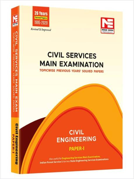 Civil Services (Mains) 2021 Exam Civil Engineering Solved Papers 1