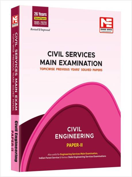 Civil Services (Mains) 2021 Exam Civil Engineering Solved Papers 2